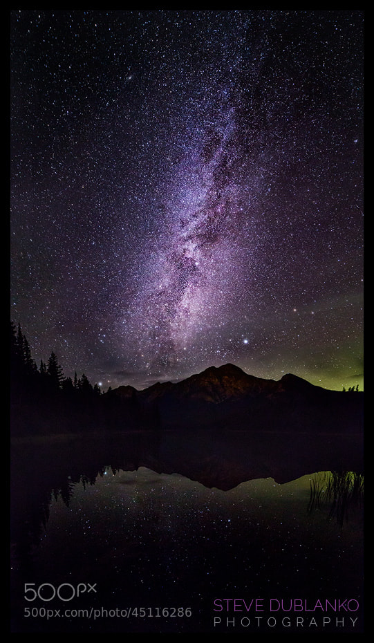 Photograph Into the Heavens by Steve Dublanko on 500px