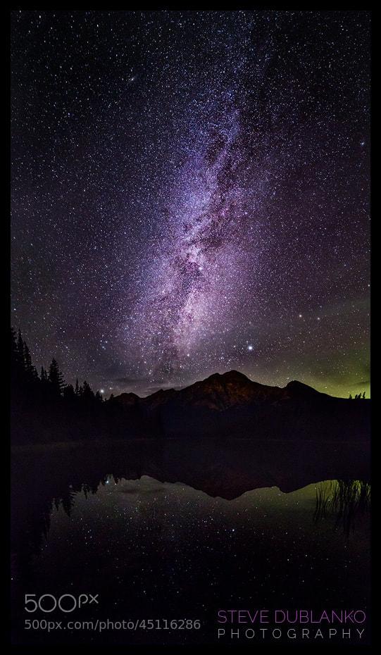 Photograph Into the Heavens by Steve Dublanko on 500px