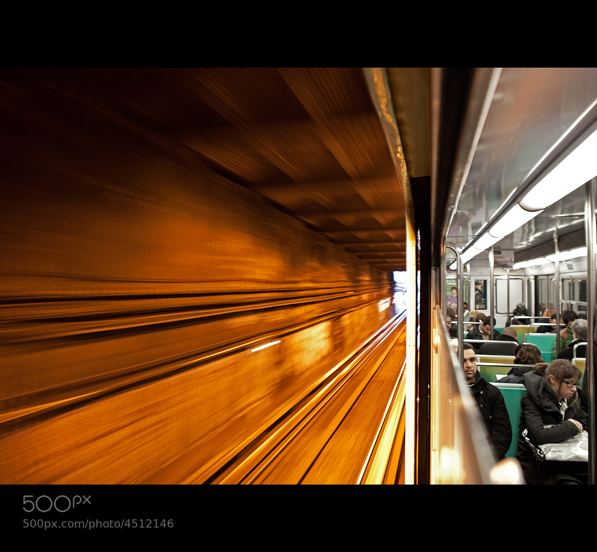 Photograph The tube by Cal Redback on 500px