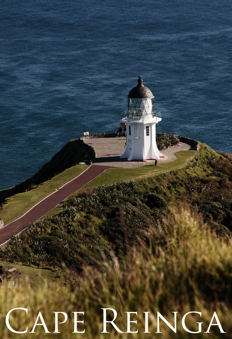 Photograph Cape Reinga by Qallam Ahmad on 500px