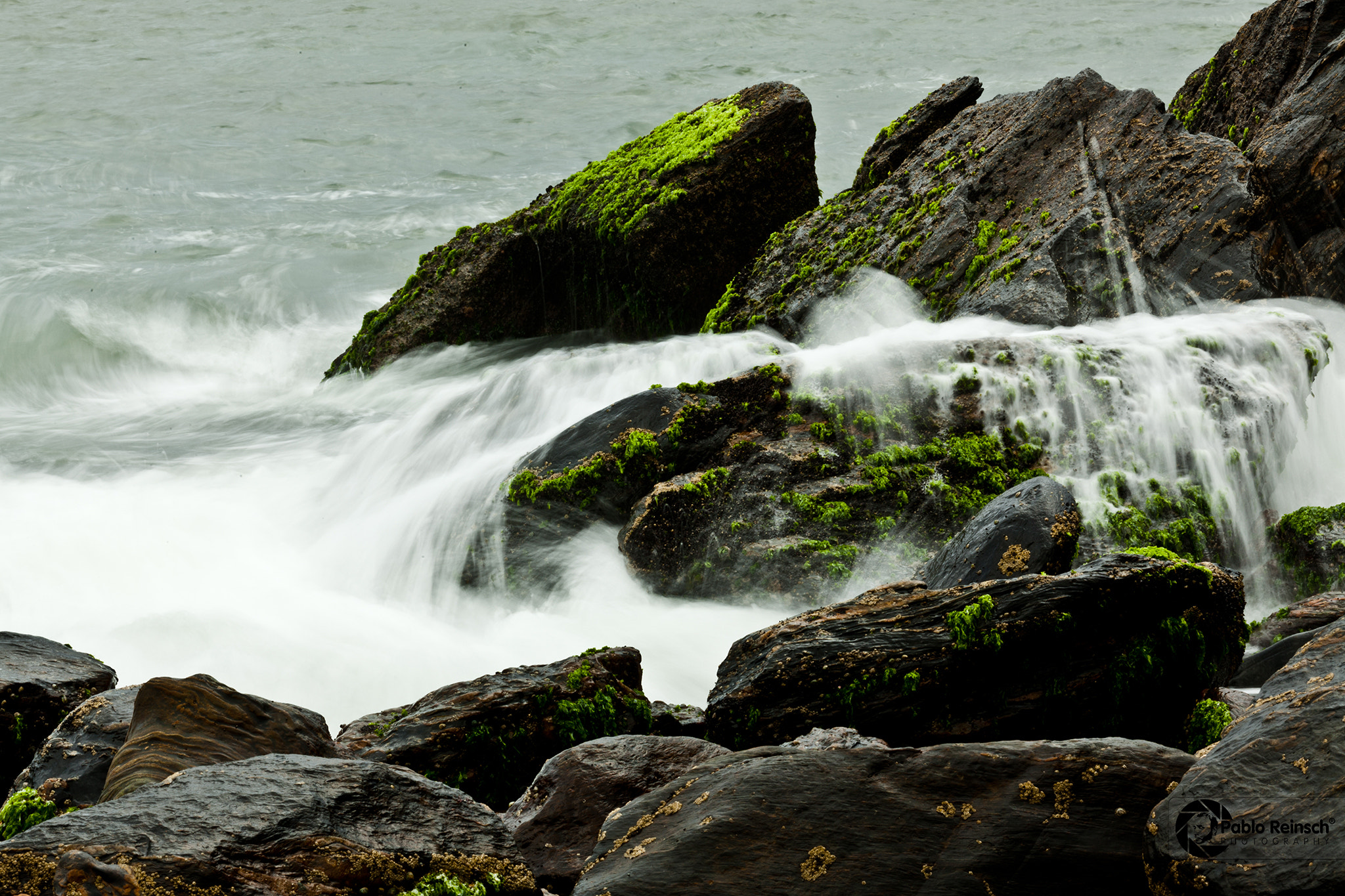 Photograph The veil over rocks by Pablo Reinsch on 500px