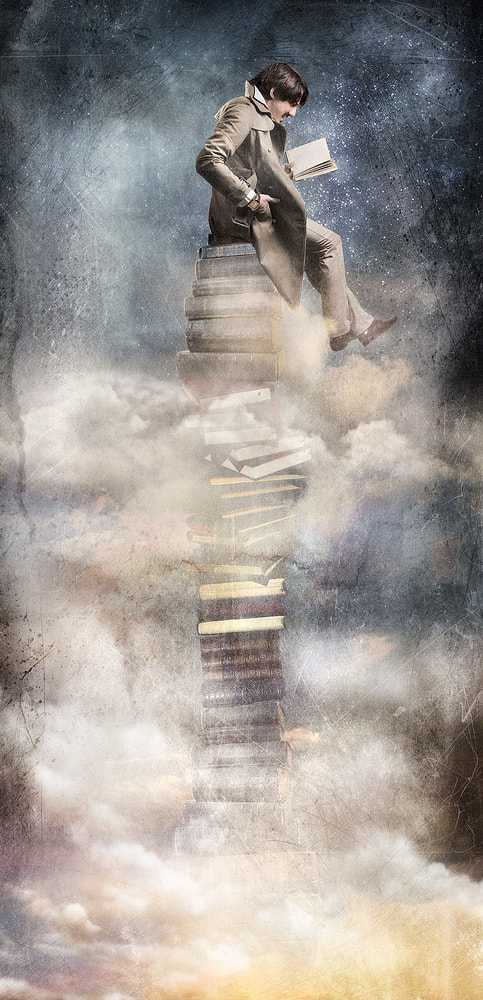 Photograph The reader by Rebeca  Saray on 500px
