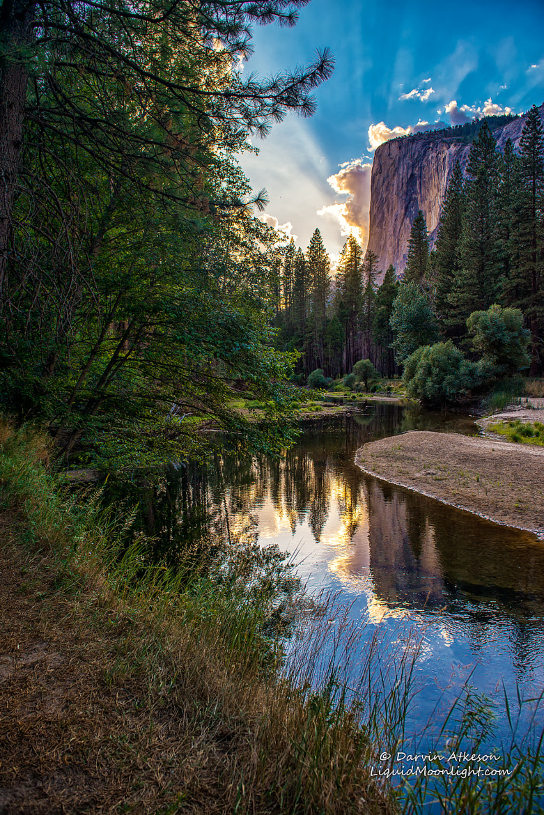 Photograph Sunset at El Capitan - Yosemite National Park by Darvin Atkeson on 500px