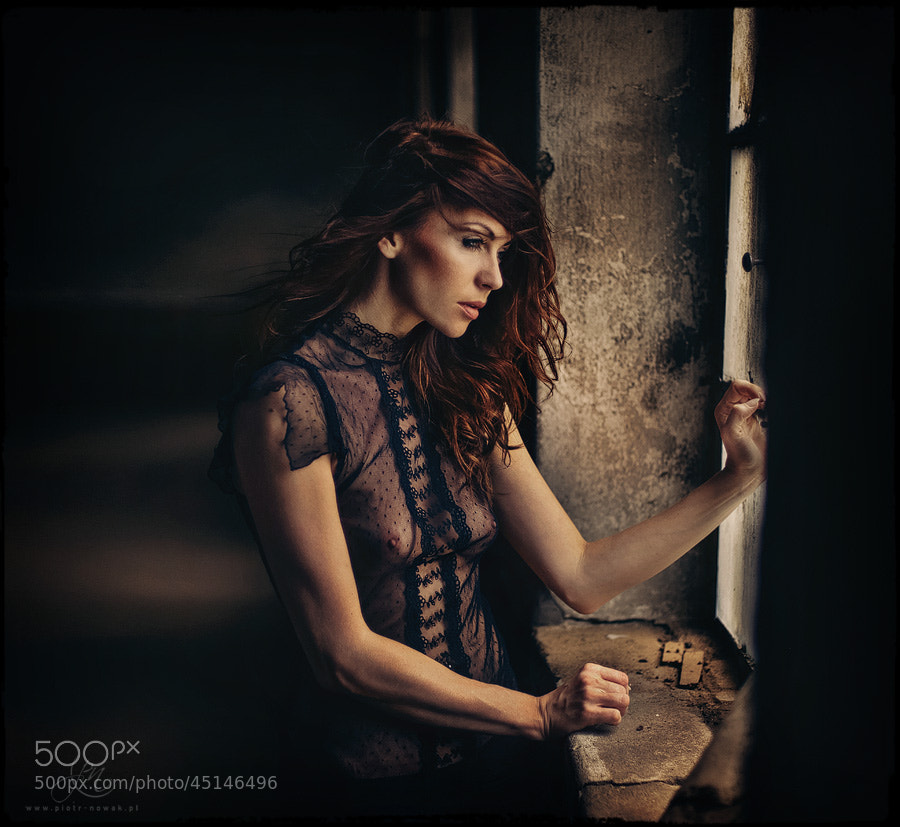 Photograph Patrycja's portrait by Piotr Nowak on 500px