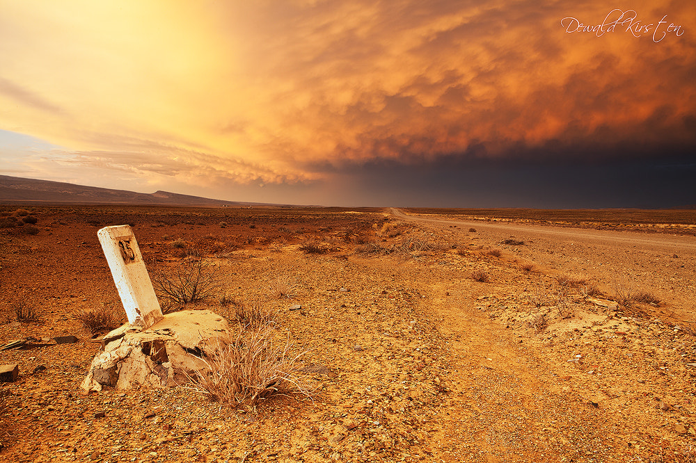 Photograph 35KM to no where by Dewald Kirsten on 500px