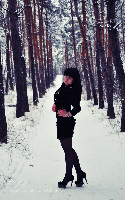 Photograph Yana by Dima Rewetnyak on 500px
