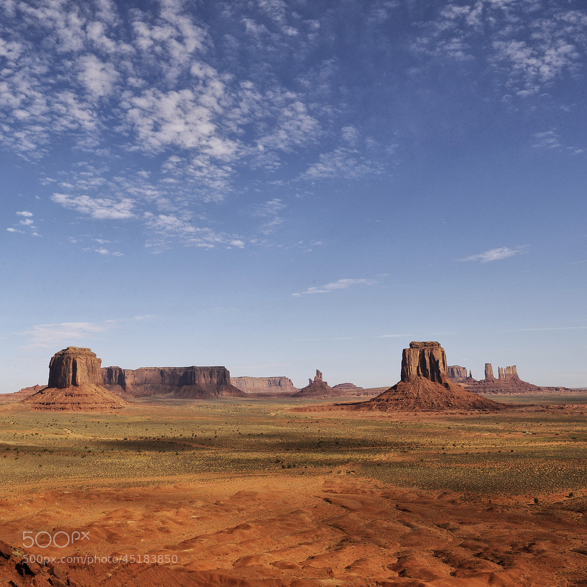 Photograph Monument Valley by Stefano Caraccio on 500px