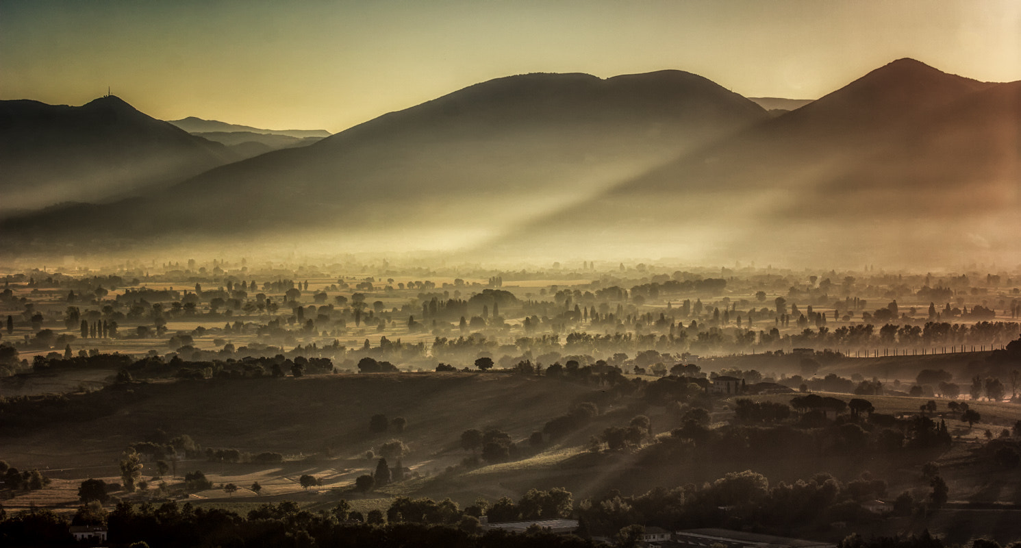 Photograph good morning Umbria by Don Pino on 500px