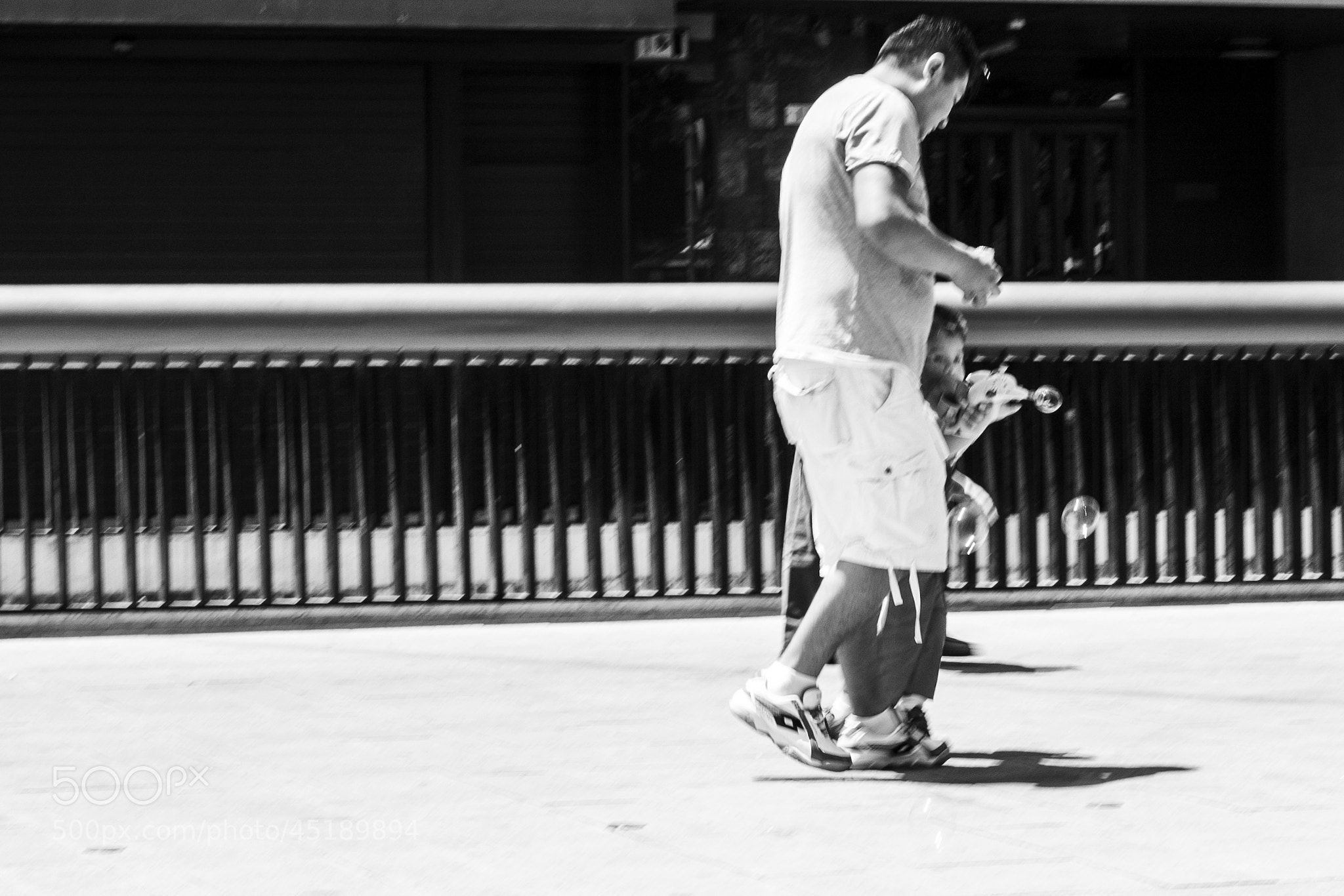 Photograph Padre e hijo by Rebeca Moncho on 500px