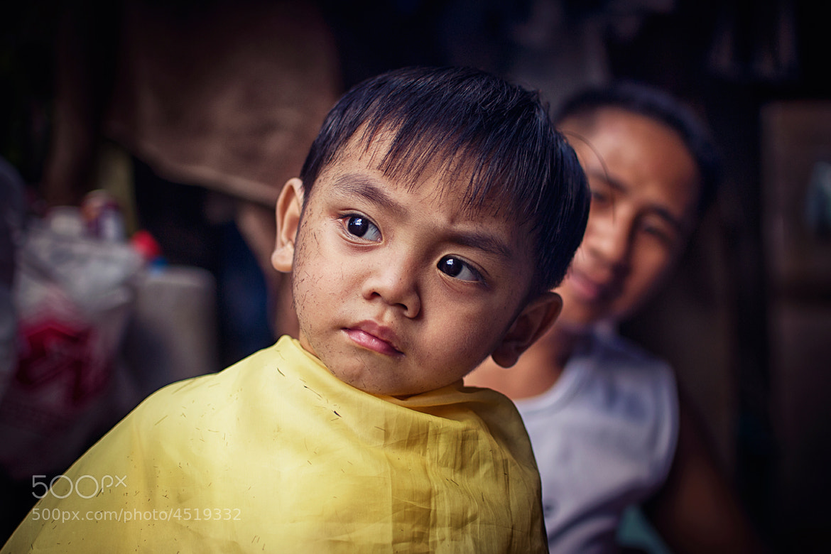 Photograph Haircut Day by Askalibur Aso on 500px