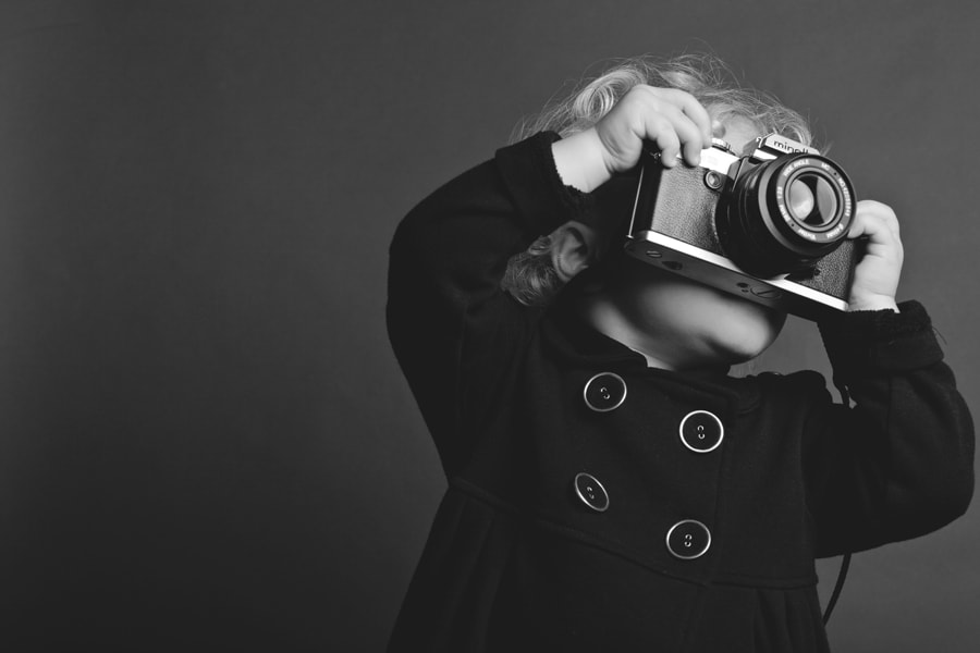 Photograph My Little Photographer by Daniel McCully on 500px