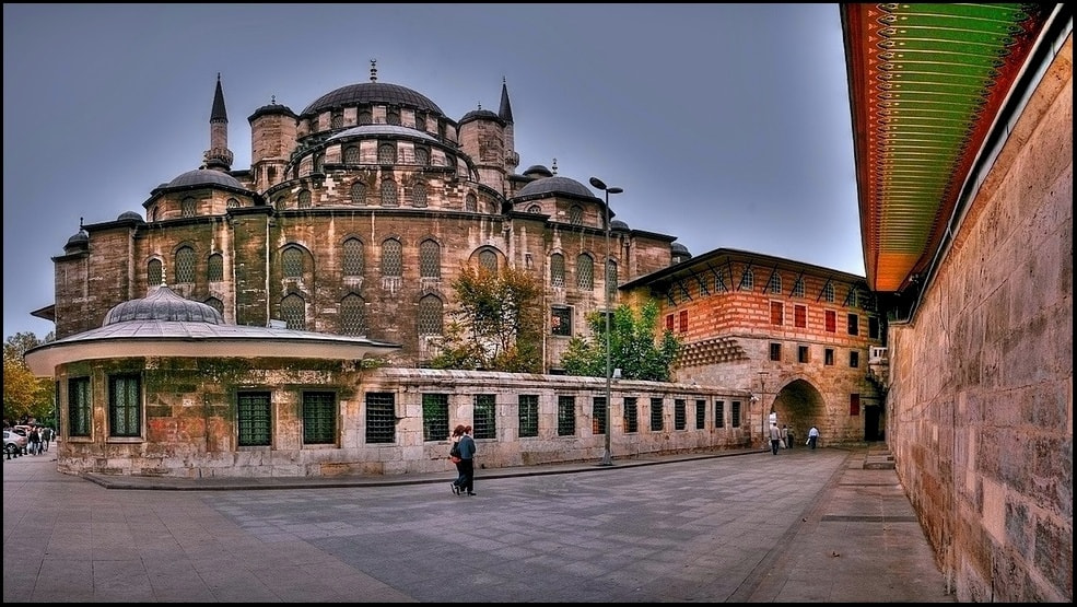 Photograph Yeni Cami 2 by Levent Yersal on 500px