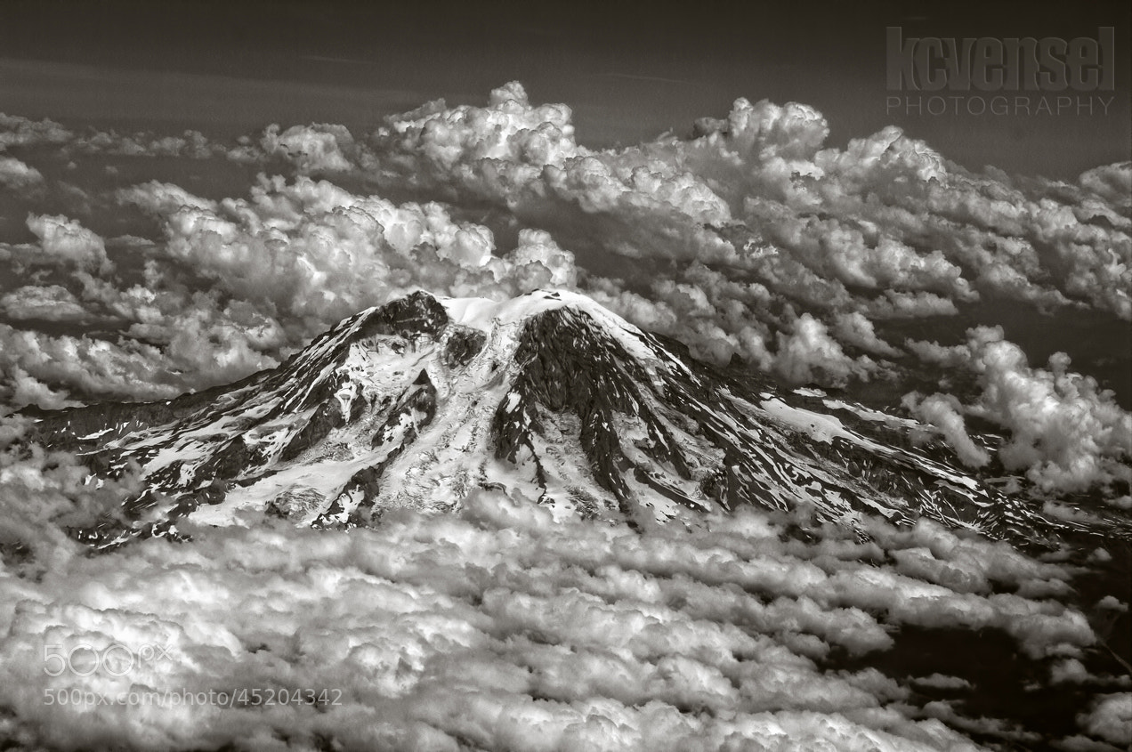 Photograph Cloudy Yet Clear by Ken Vensel on 500px