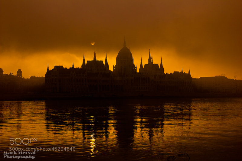 Photograph Foggy morning Budapest by Mark Mervai on 500px