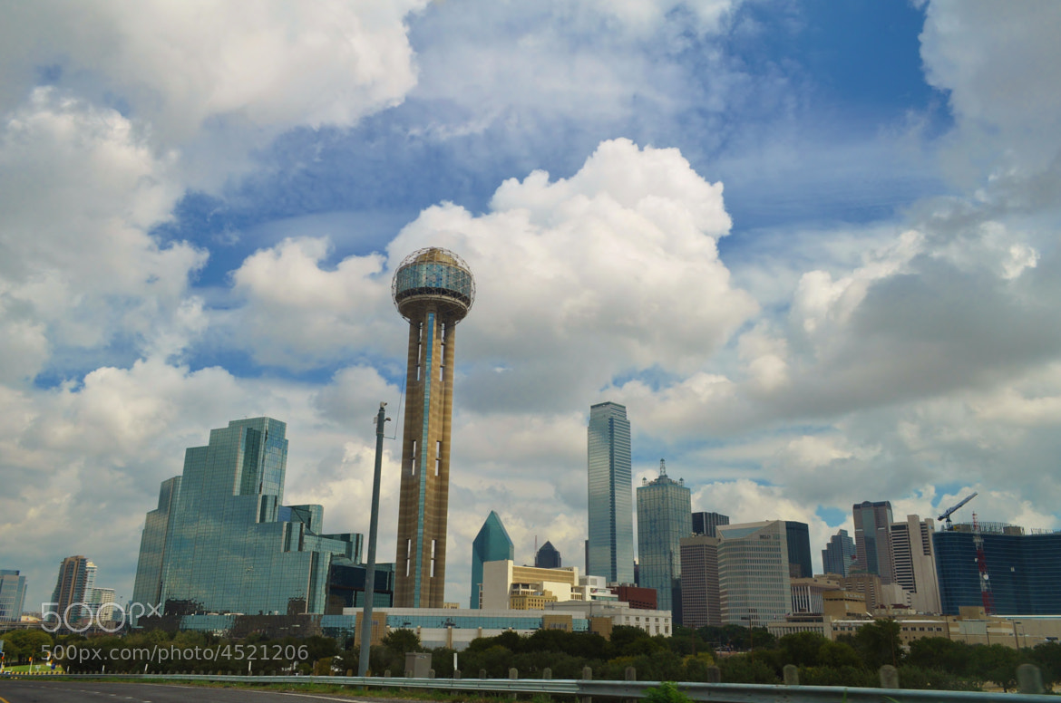 Photograph Dallas Cityscape by Valeta's Vision on 500px