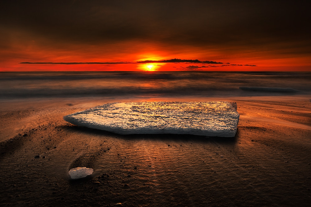 Photograph Red Dawn by Tony Prower on 500px