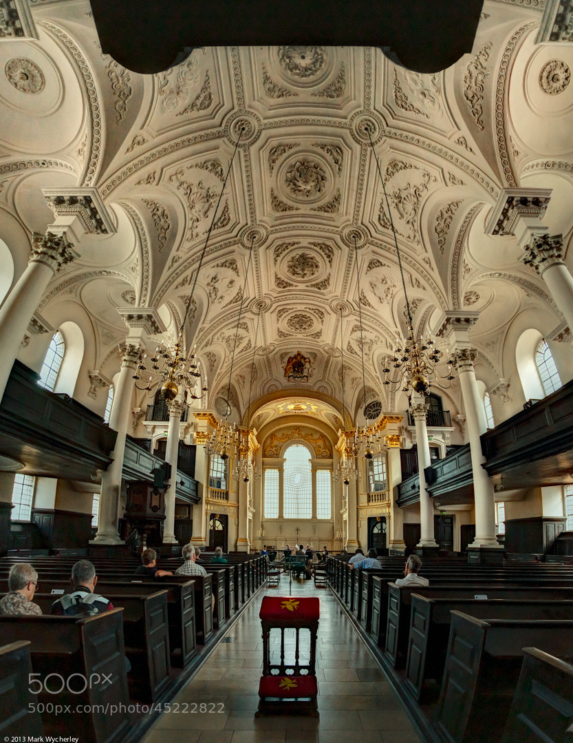 Photograph St Martin-in-the-Fields by Mark Wycherley on 500px