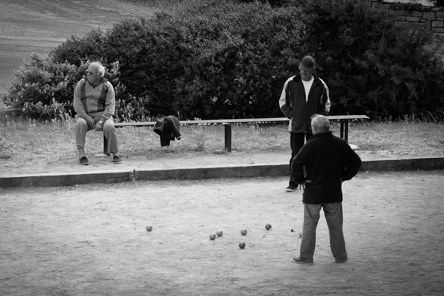 Photograph Petanque by Kate Johnson on 500px