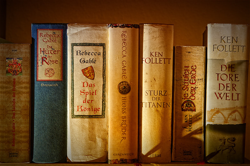 Photograph rBooks by Ralph Goppelt on 500px