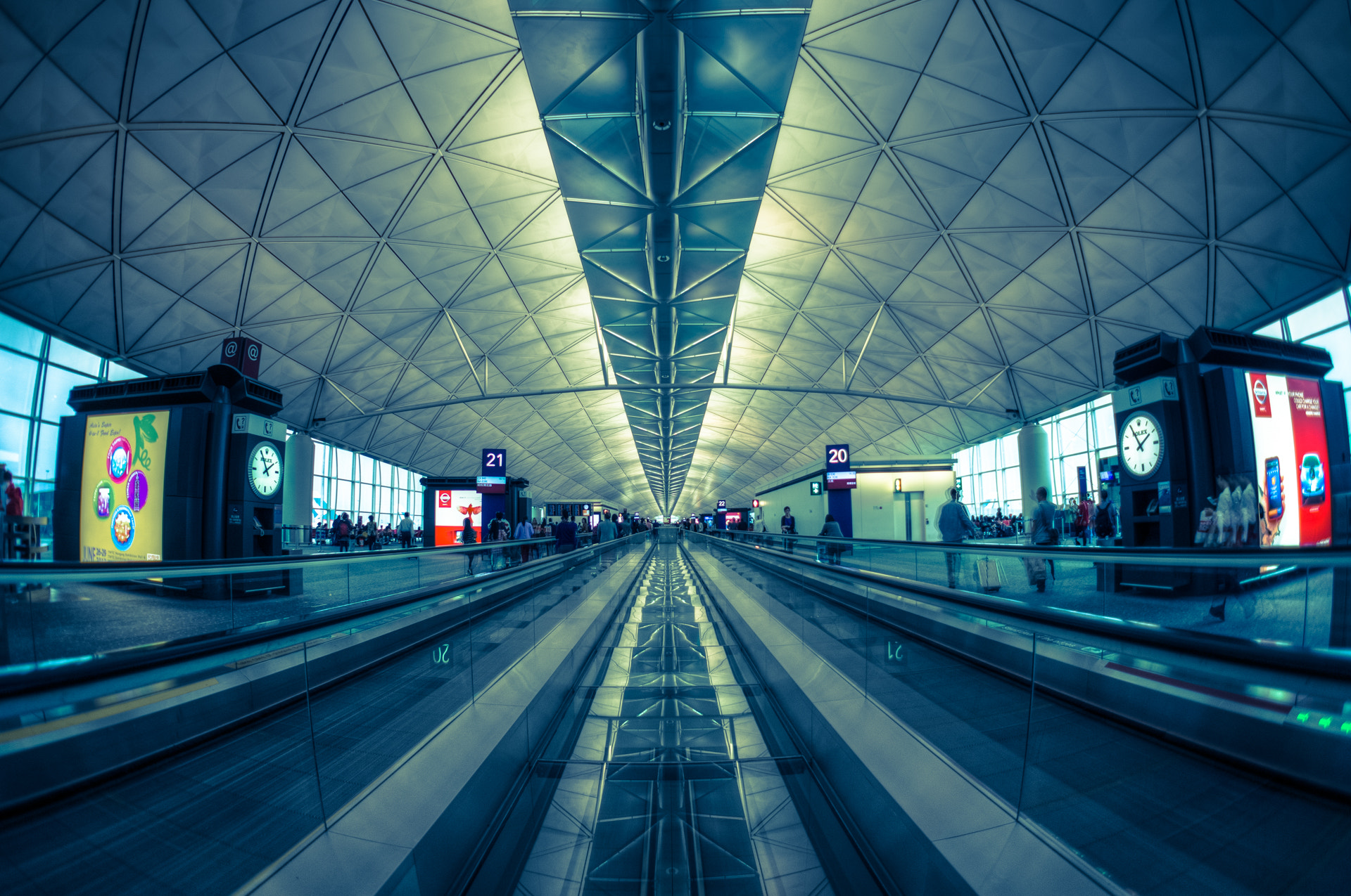 Photograph Airport by Alan Nee on 500px