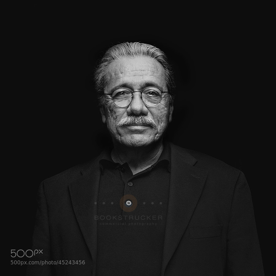 Edward James Olmos by Brian Buchsdruecker on 500px.com