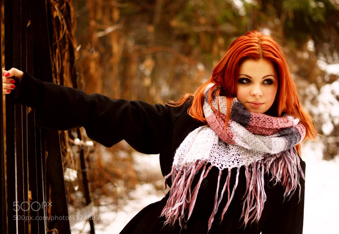 Photograph evelynn by Dmitry Samaichuk on 500px