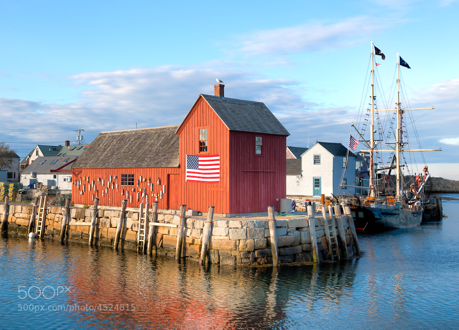Photograph Motif #1, Rockport, MA. by Stanton Champion on 500px