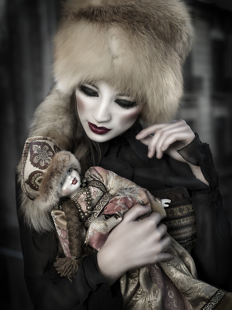 Photograph My little russian doll by Rebeca  Saray on 500px