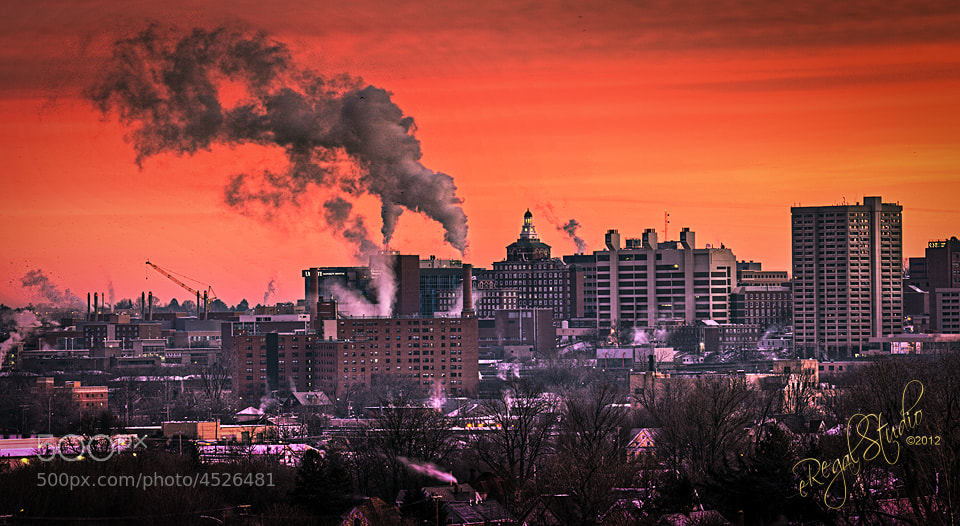 Photograph City Sunrise by Everet Regal on 500px
