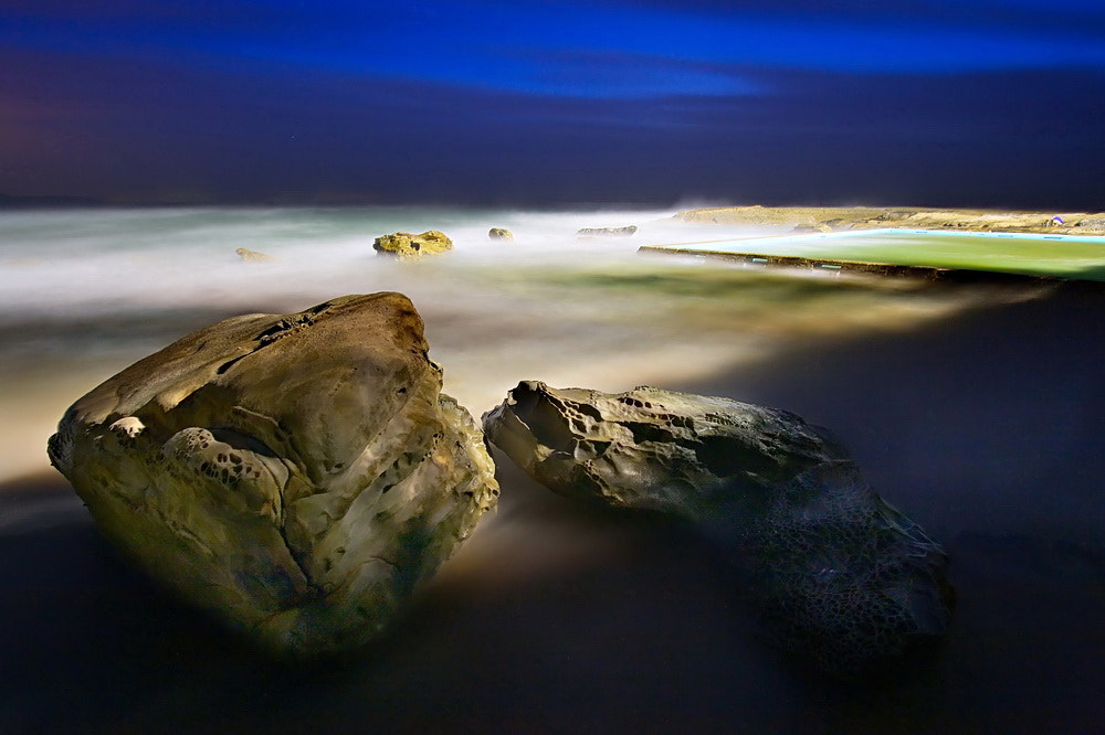 Photograph Whale Beach Exposure by Tim Donnelly on 500px