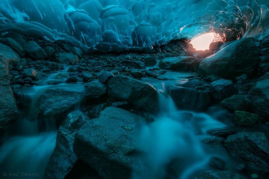 Photograph In the Hall of the Glacier King... by Mac Danzig on 500px