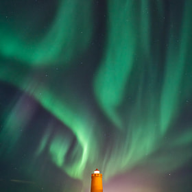 The Solar Storm Tonight by Gunnar Gestur Geirmundsson (gunnargestur) on 500px.com