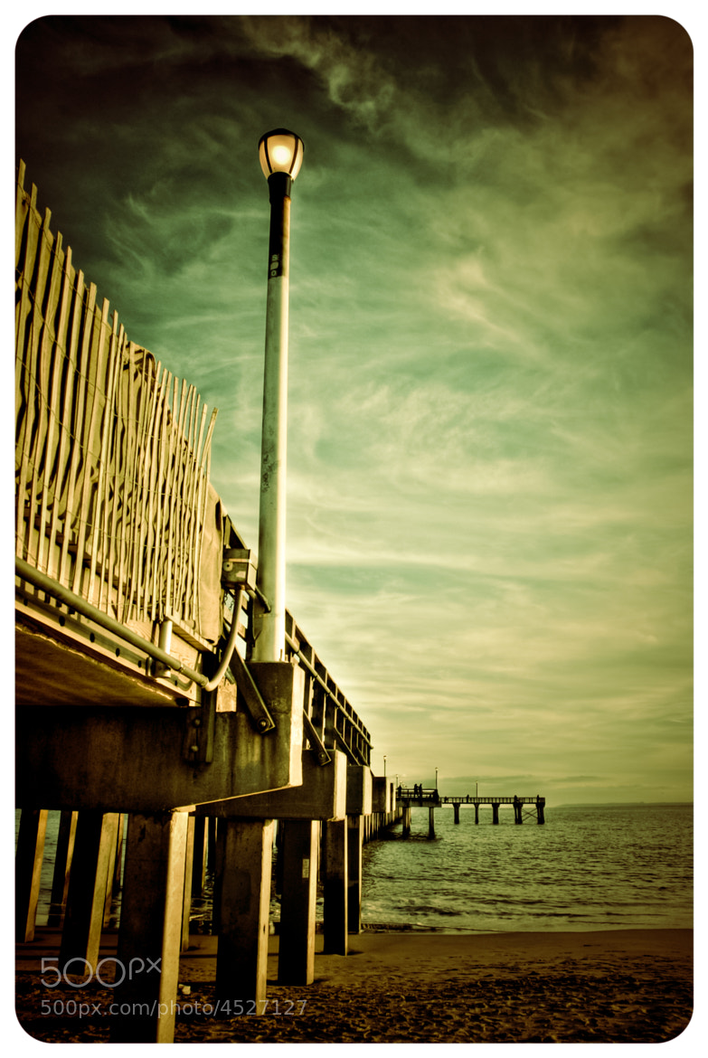 Photograph Coney Island Pier by Jennifer Marie Decio on 500px