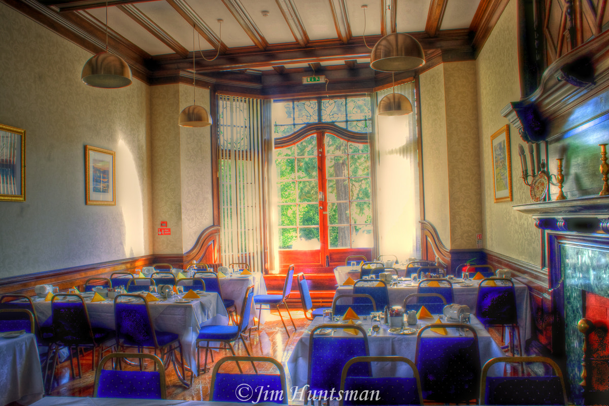 Photograph dinner room by jim Huntsman on 500px