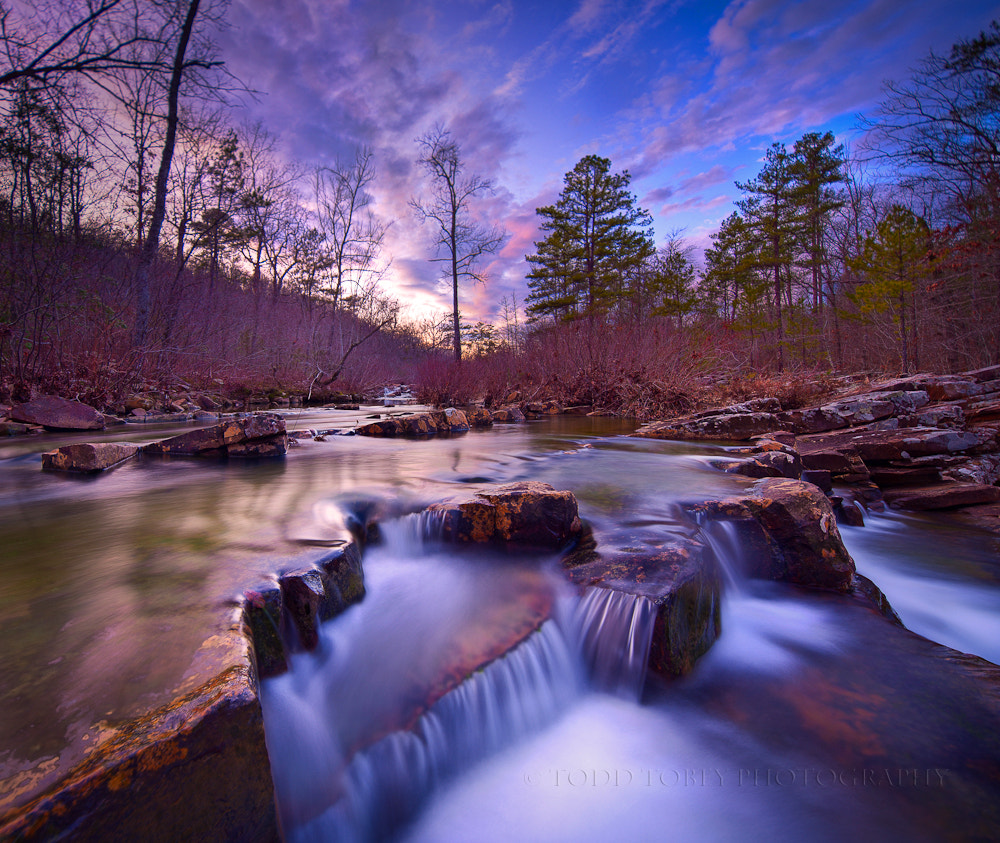 Photograph Boktuklo Creek Magic by Todd Tobey on 500px