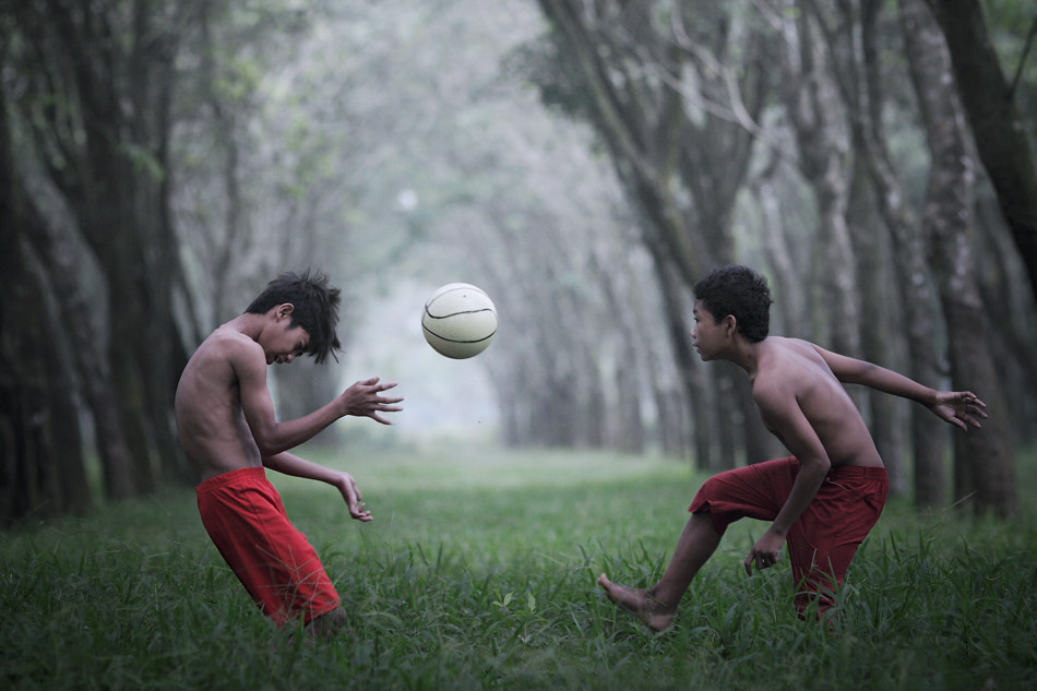 Photograph kick death by firdaus musthafa on 500px