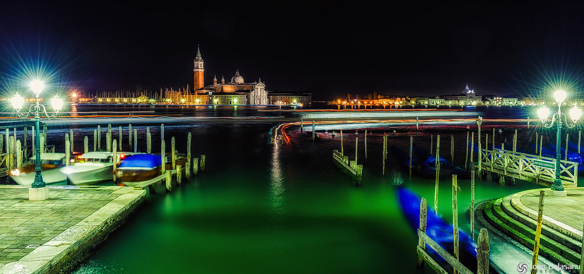 Photograph Nights in Venice by Ioan Balasanu on 500px