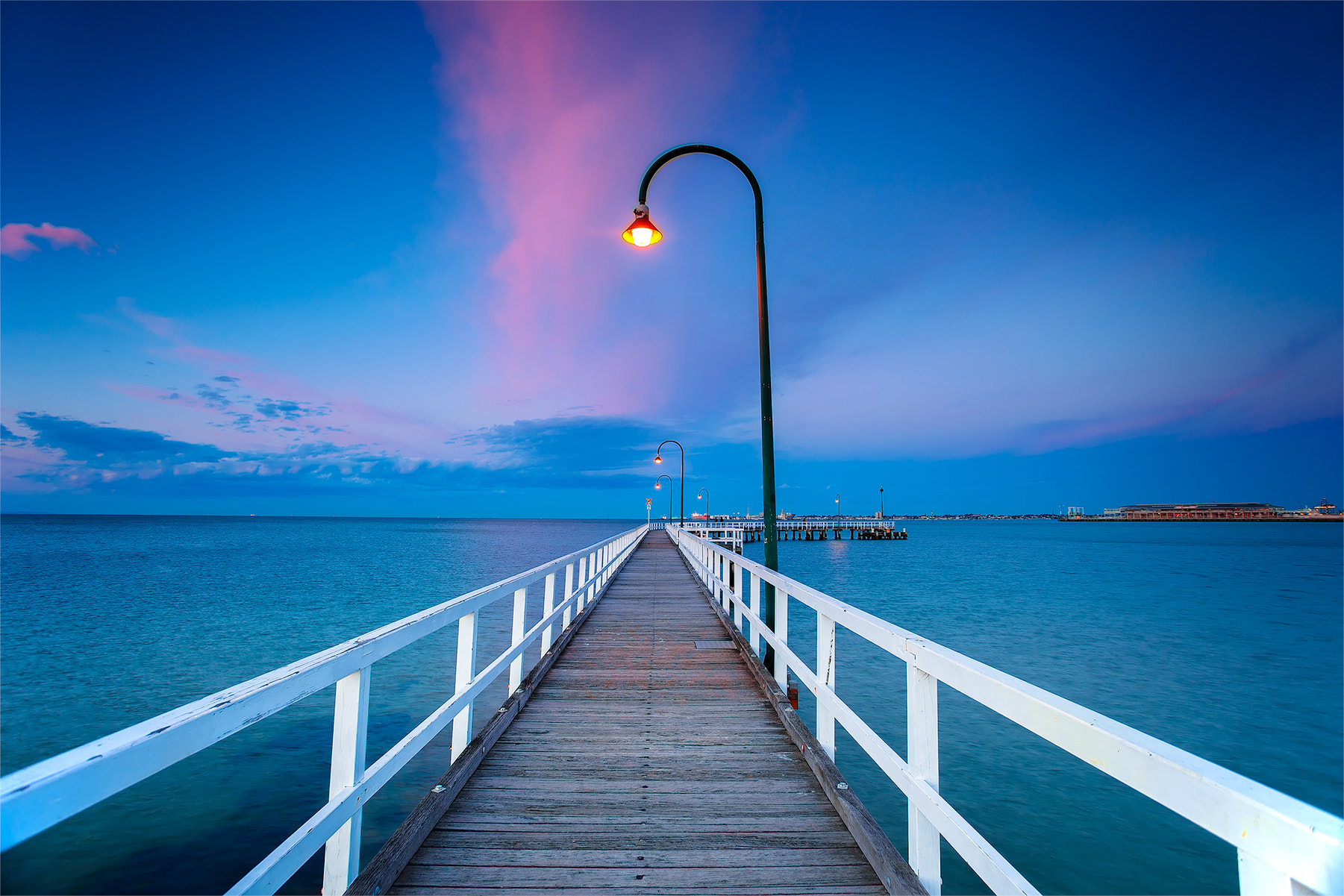 Photograph Lagoon Pier by Wayne Bradbury on 500px