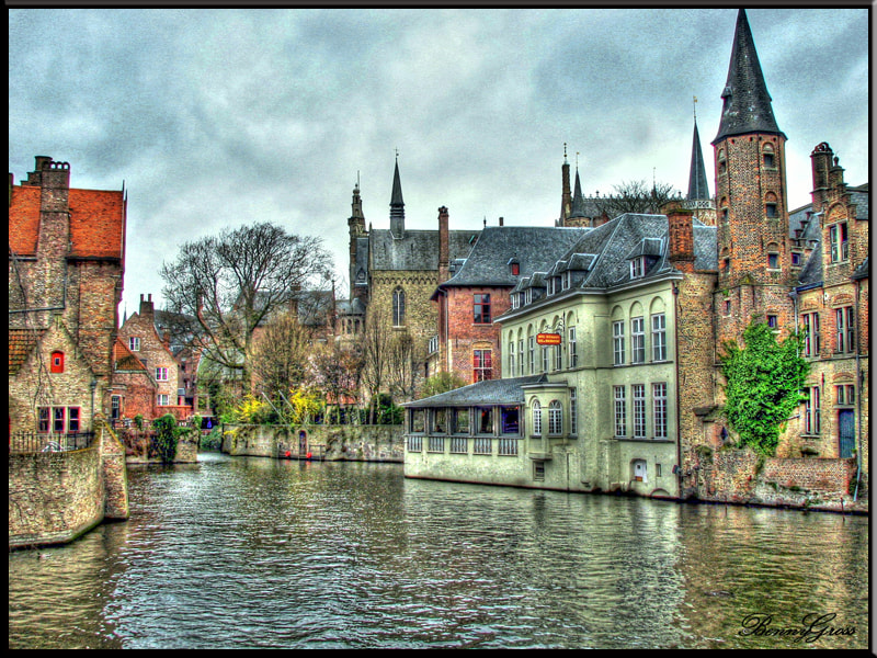 Photograph Belgium-Bruges by benny gross on 500px