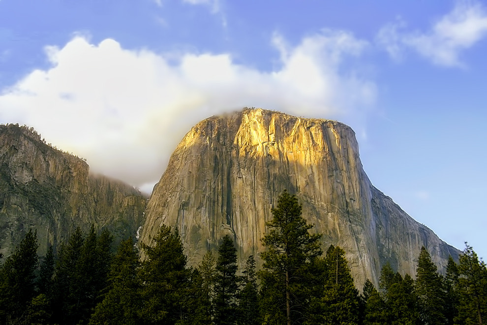 Photograph Changing light on El Capitan by Greg McLemore on 500px