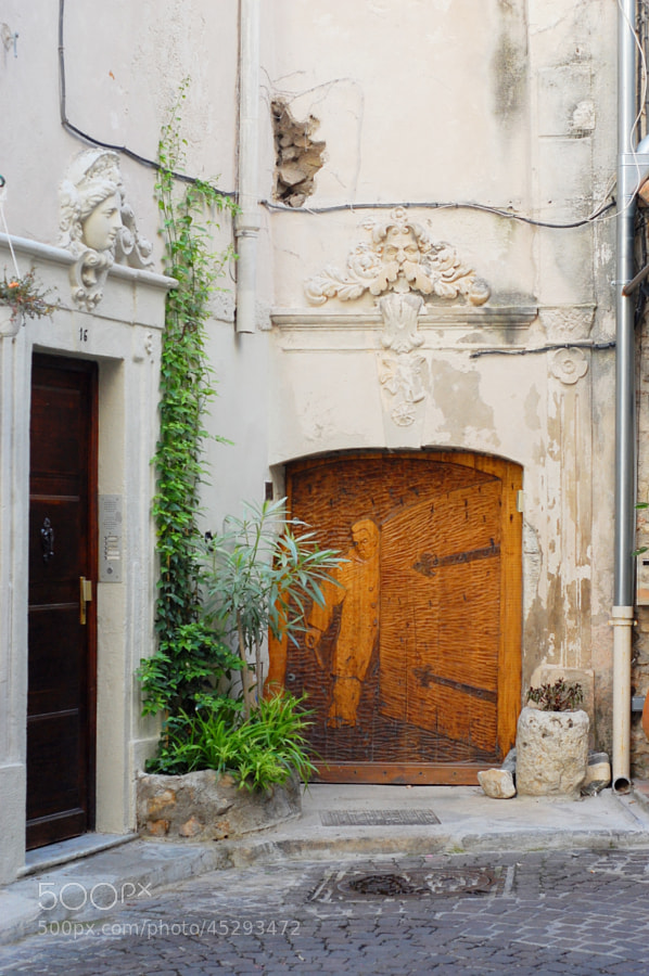 Doorways, Antibes by Anna Stevenson on 500px.com
