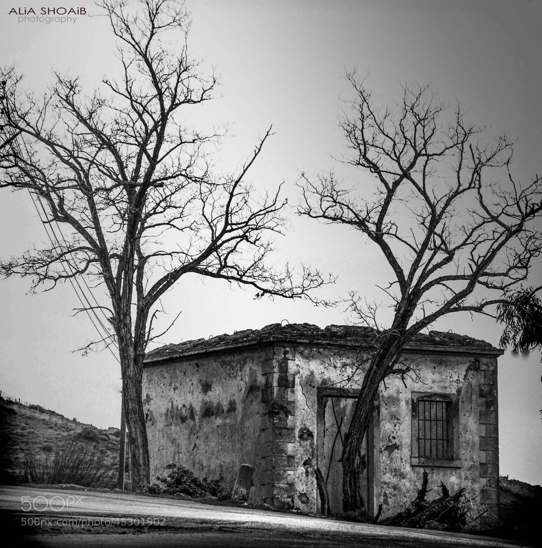 Photograph Horror house by ALiA Shoaib on 500px