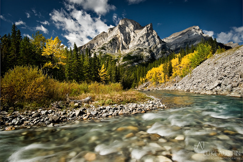 Photograph Mt Kidd - Kananaskis Country by Luke Austin on 500px