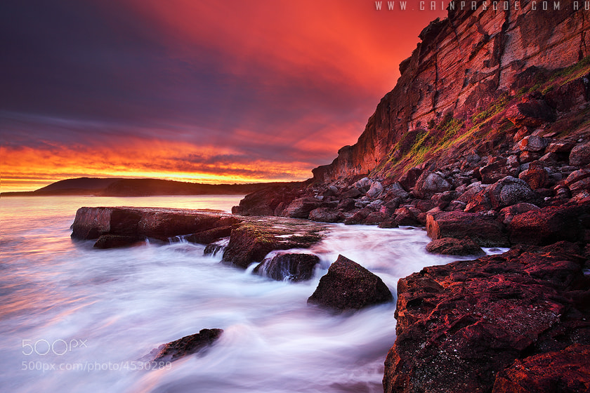 Photograph Ebb and Glow by Cain Pascoe on 500px
