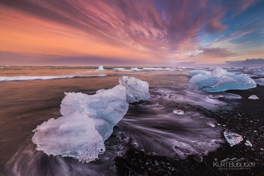 Photograph Arctic Kaleidoscope by Kurt Budliger on 500px