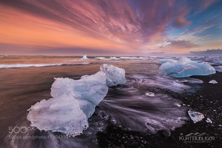 Photograph Arctic Kaleidoscope by Kurt Budliger on 500px