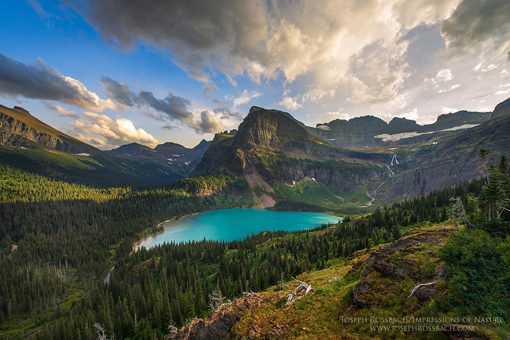 Photograph Crown of the Continent by Joseph Rossbach on 500px