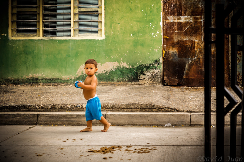 Photograph When we played in the street by David Juan on 500px