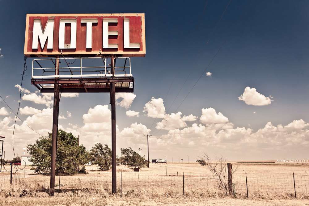 Photograph Route 66 artefacts by Andrew Bayda on 500px
