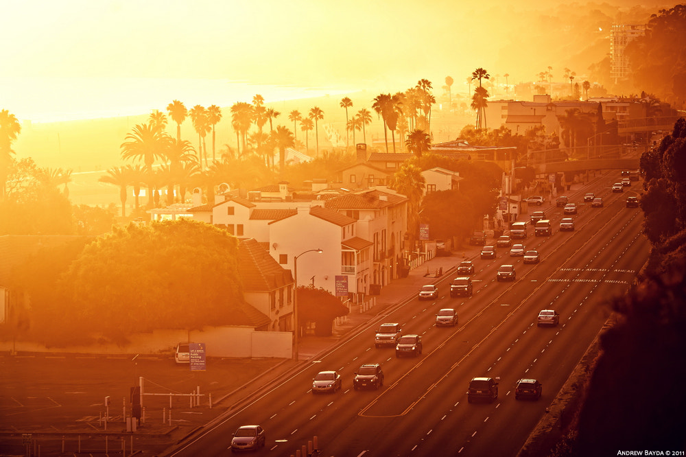 Photograph Santa Monica by Andrew Bayda on 500px